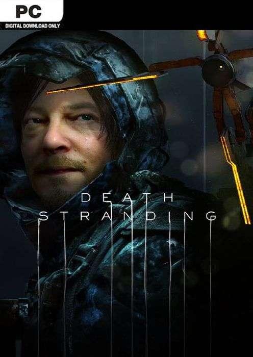 Death Stranding + DLC [PC, STEAM]
