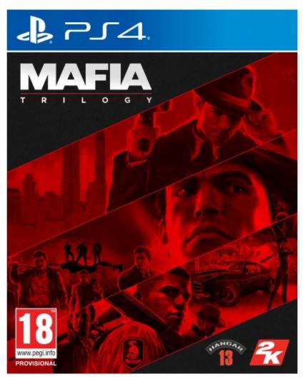 Mafia Trilogy para PS4/XBOX One (Edición física)