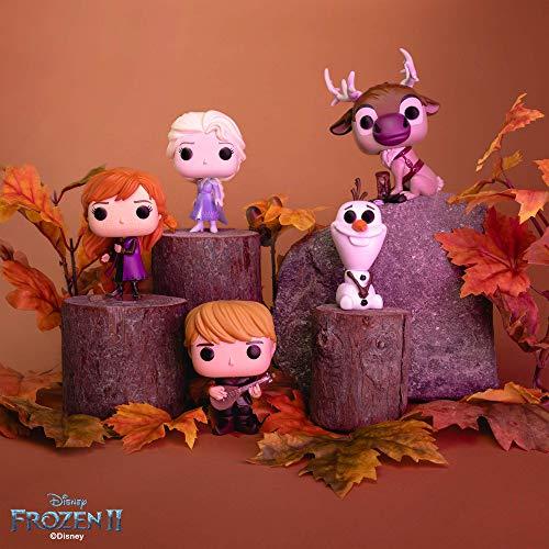 Funkos Colleción Frozen II (Anna, Elsa, Olaf, Kristoff y Sven -por separado-)