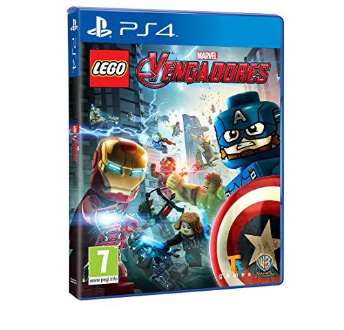 Lego Vengadores (PS4, edición física). Nuevo mínimo histórico en Amazon