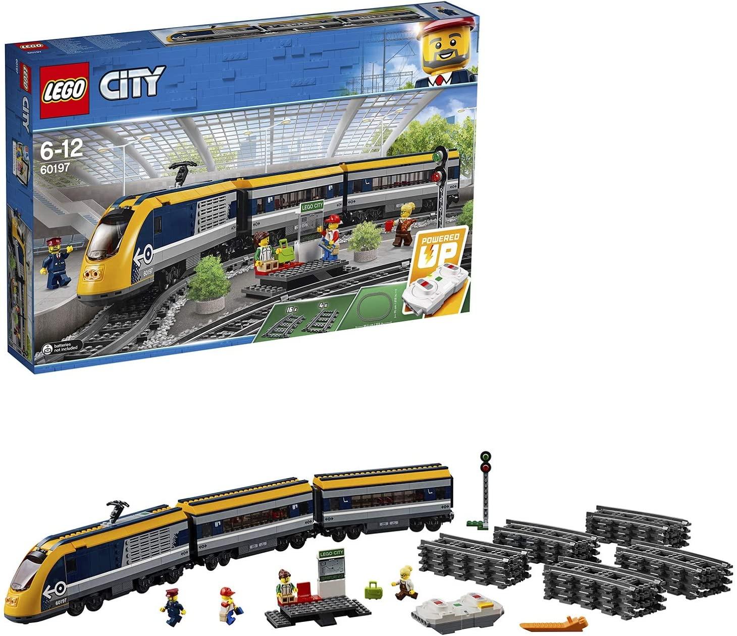 Lego City Tren de pasajeros solo 71.4€