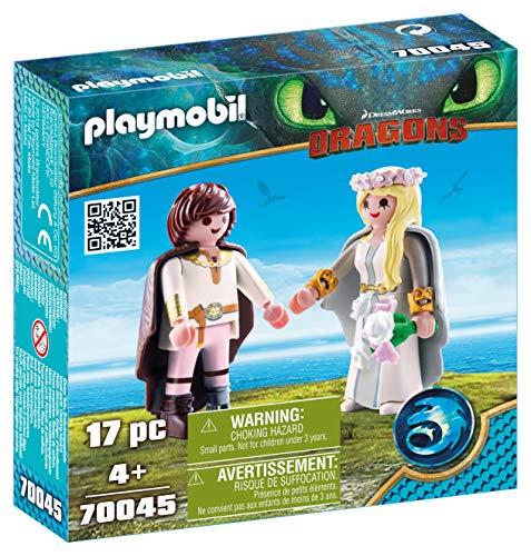 playmobil HIPO y Astrid.