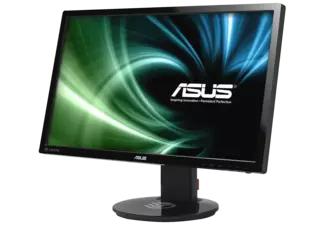 "Monitor Gaming - Asus VG248QE, Gaming,24"", TN, FHD,144 Hz,1ms,350 nits, DisplayPort"