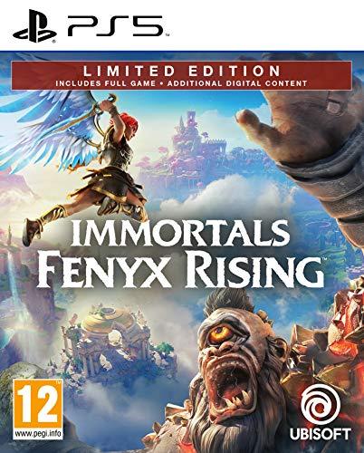 Immortals Fenyx Rising PS5 límited edition