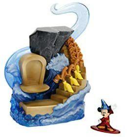 Disney - Escenario Mickey Aprendiz de Mago Edicion 90 Aniversario