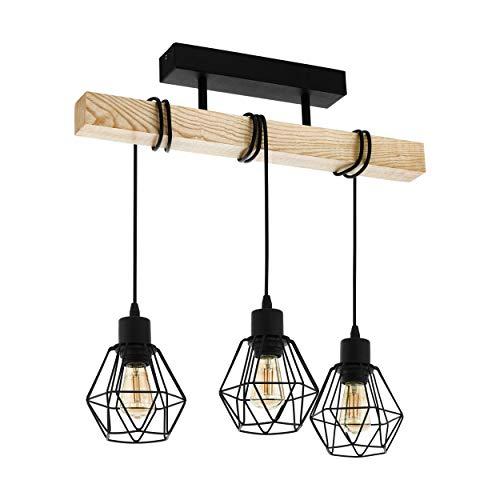 Lámpara de techo colgante Eglo Townshend
