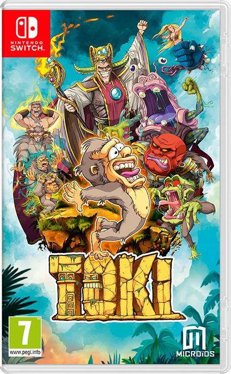 Toki (Nintendo Switch)