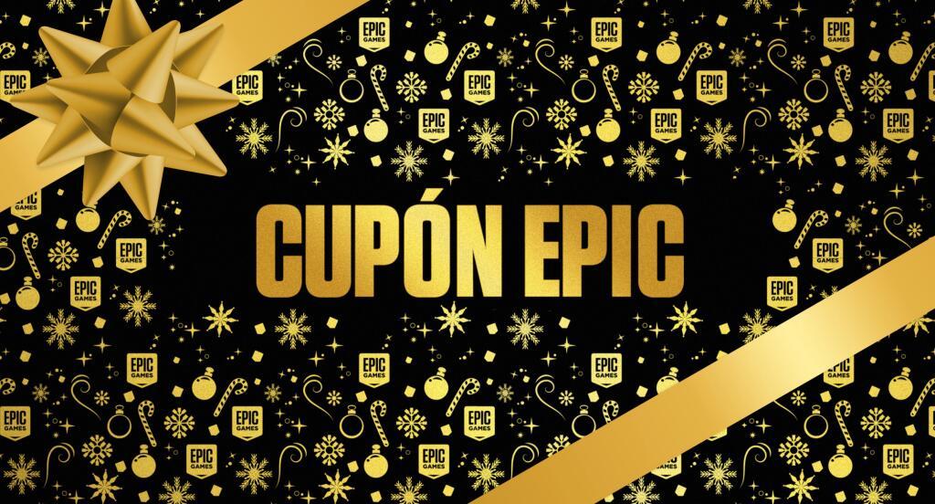 Cupón Epic Games -10€ en compras +14,99€