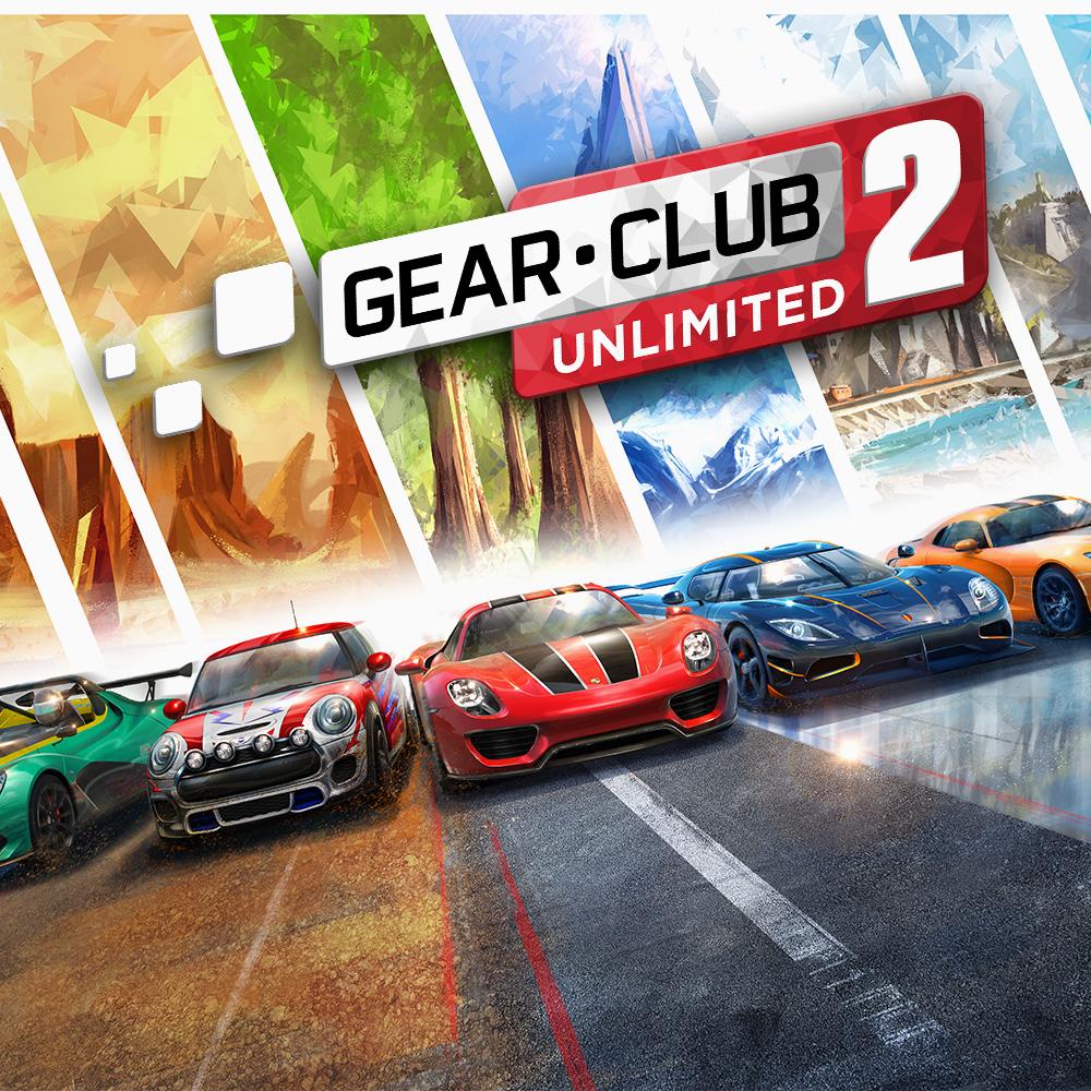 Gear.Club Unlimited 2 - Nintendo Switch (eshop de Rusia)