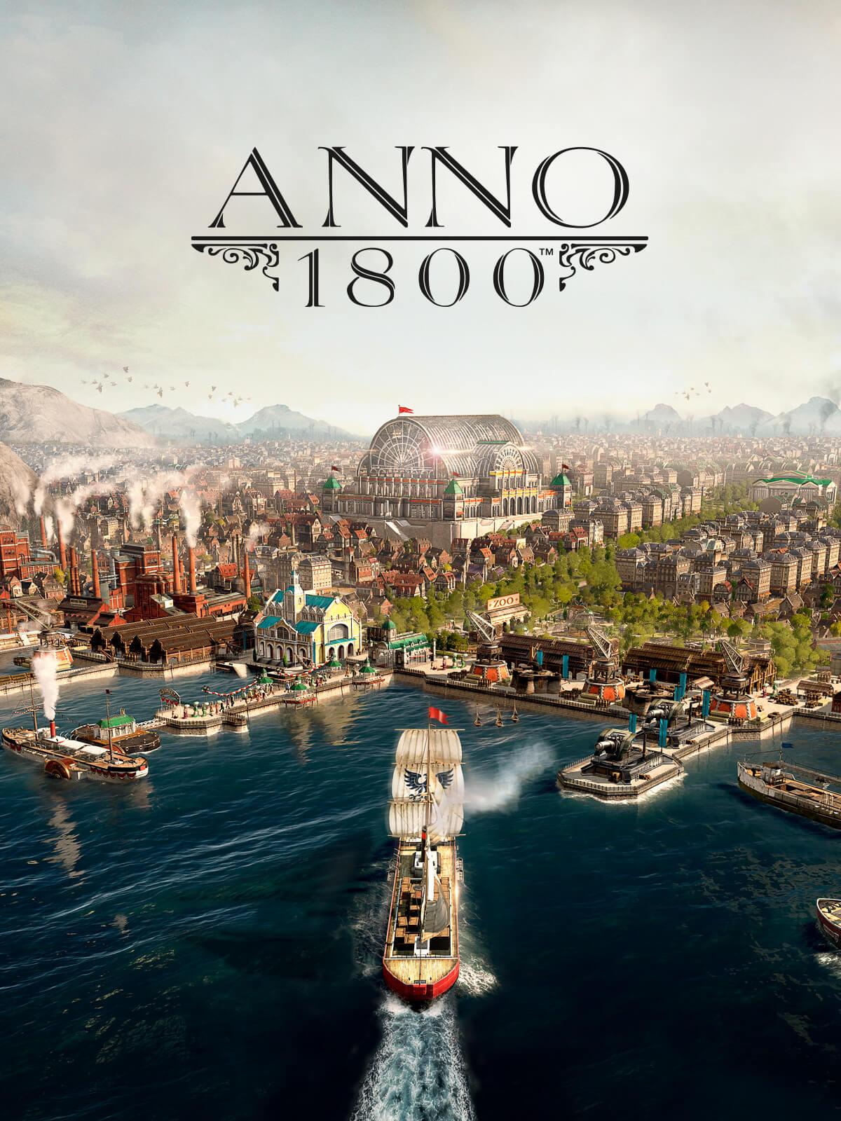 Anno 1800 (Standard edition) Epic