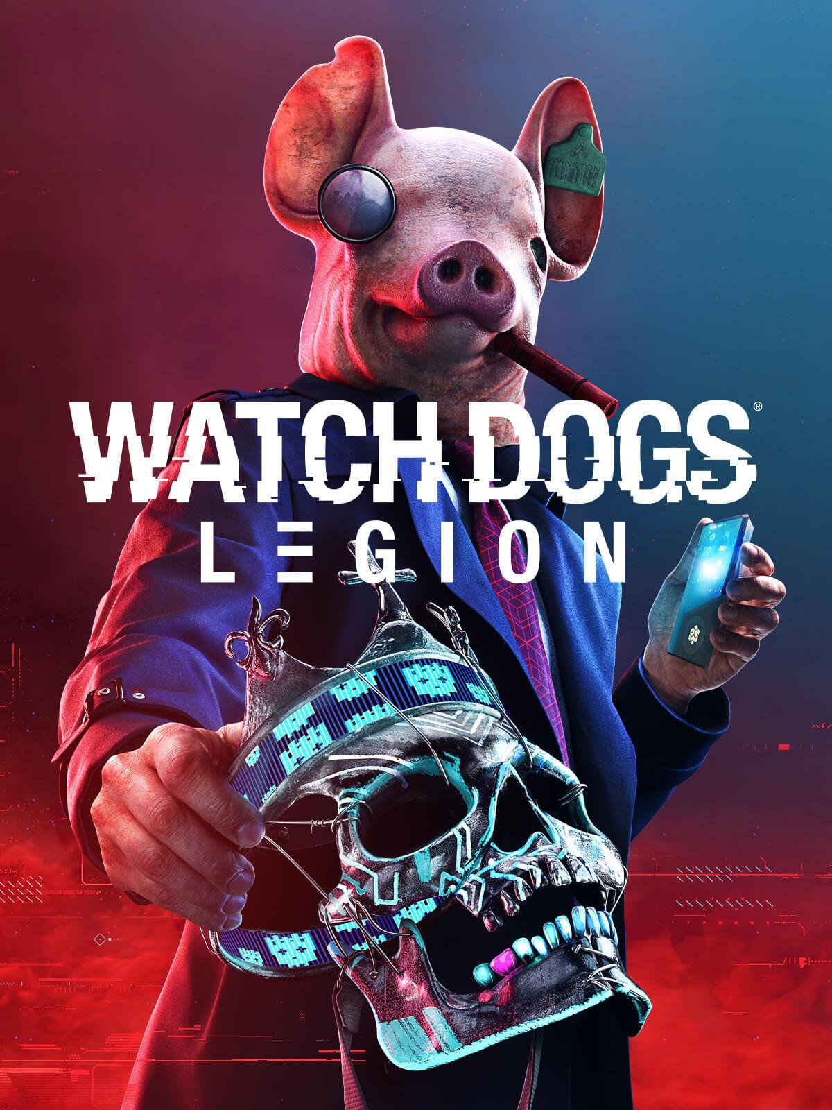 Watch Dogs Legion (PC) por solo 11€