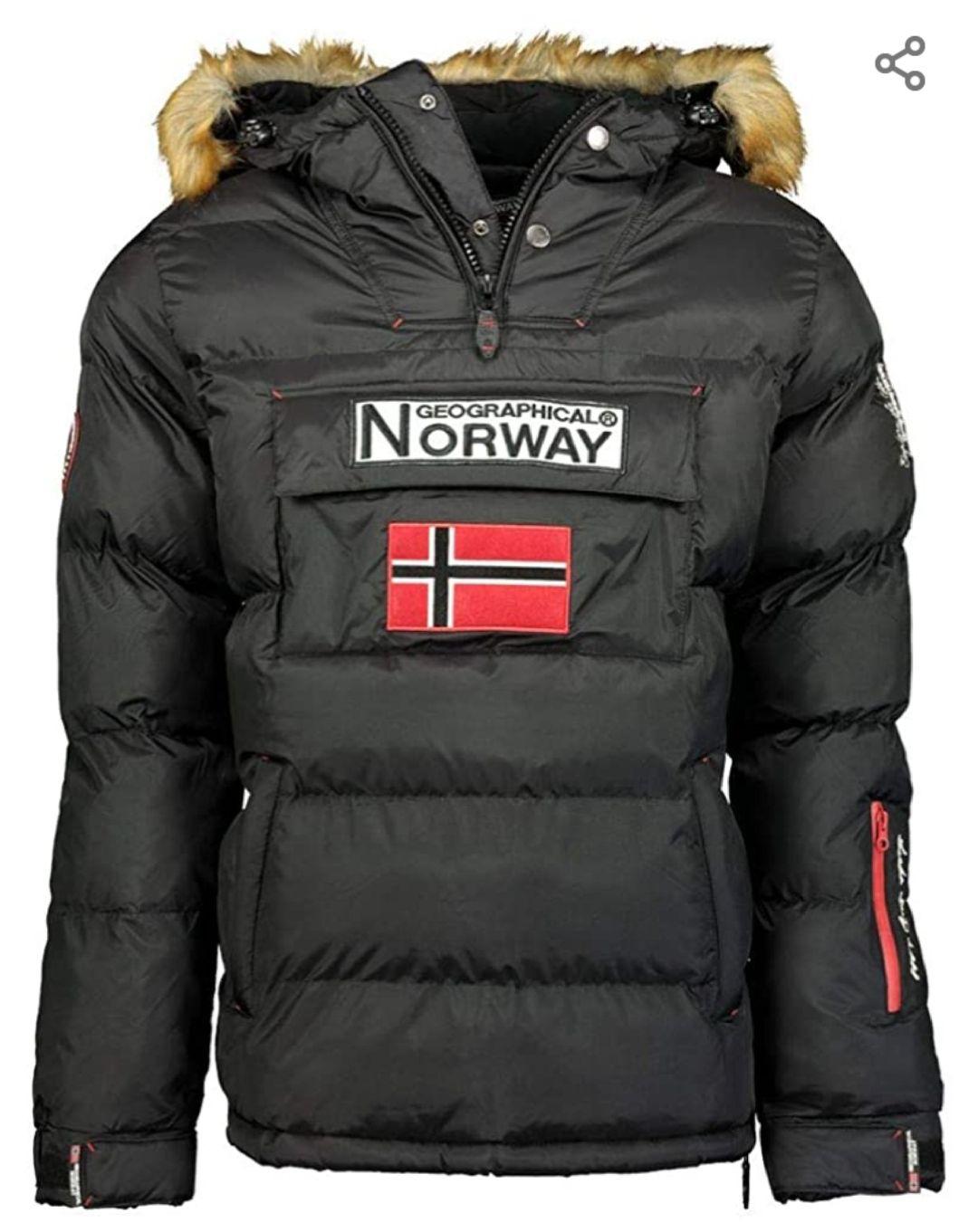 Geographical Norway Chaqueta de hombre BOKER (Varias tallas)