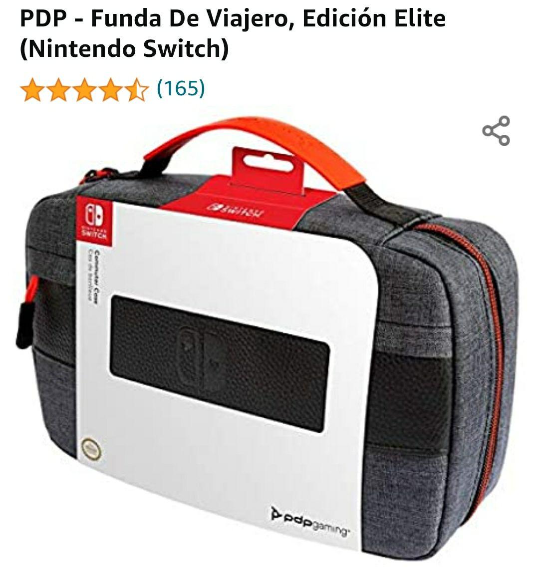 PDP Funda Élite Nintendo Switch