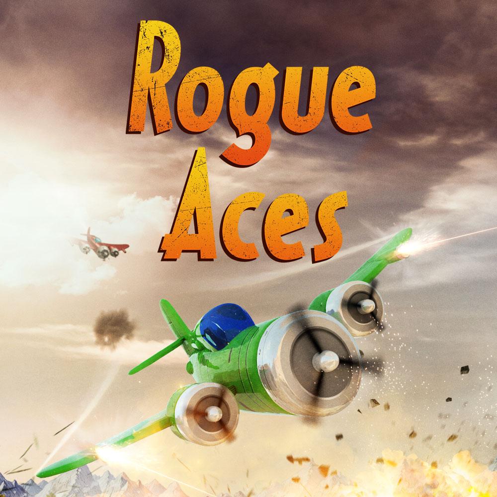Rogue Aces - Nintendo Switch (eshop de Sudáfrica)