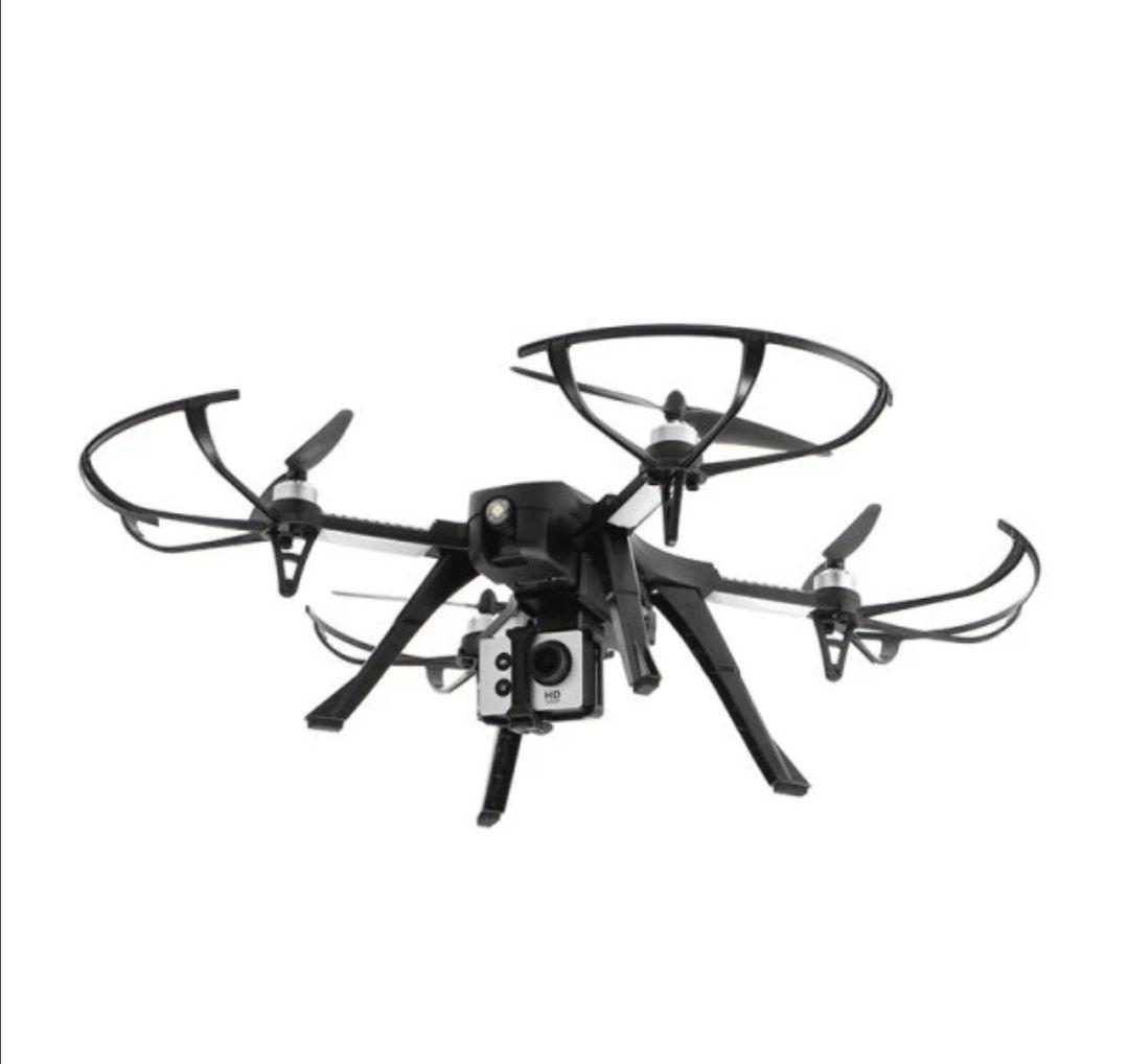 El dron mas barato con motores sin escobillas.