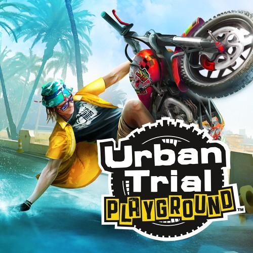 Urban Trial Playground - Nintendo Switch (eshop de Sudáfrica)