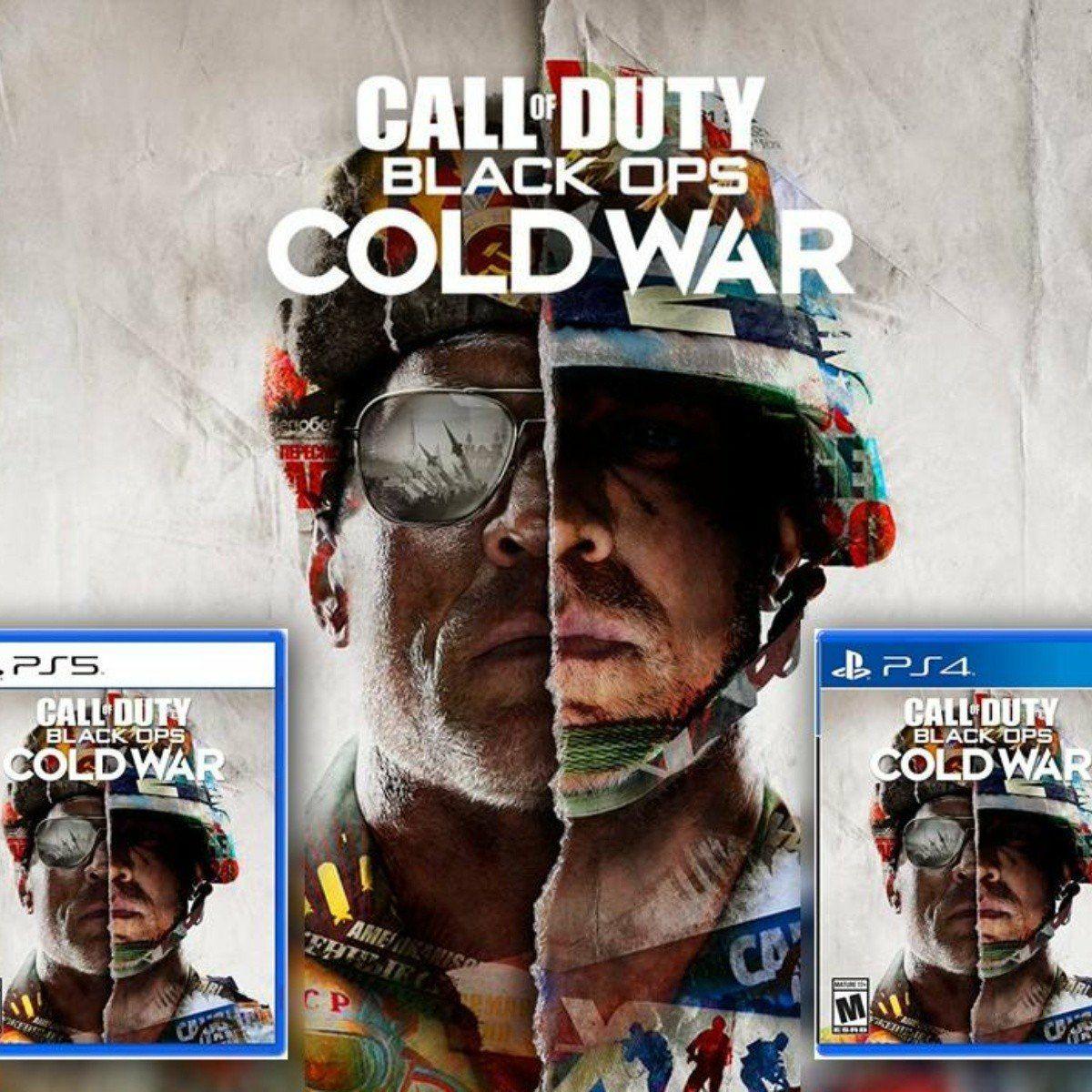 Call of Duty: Black Ops Cold War - Todas las versiones (Rebajado)