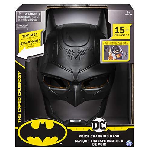 DC Comics Mascara Electrónica Batman Cambio de Voz
