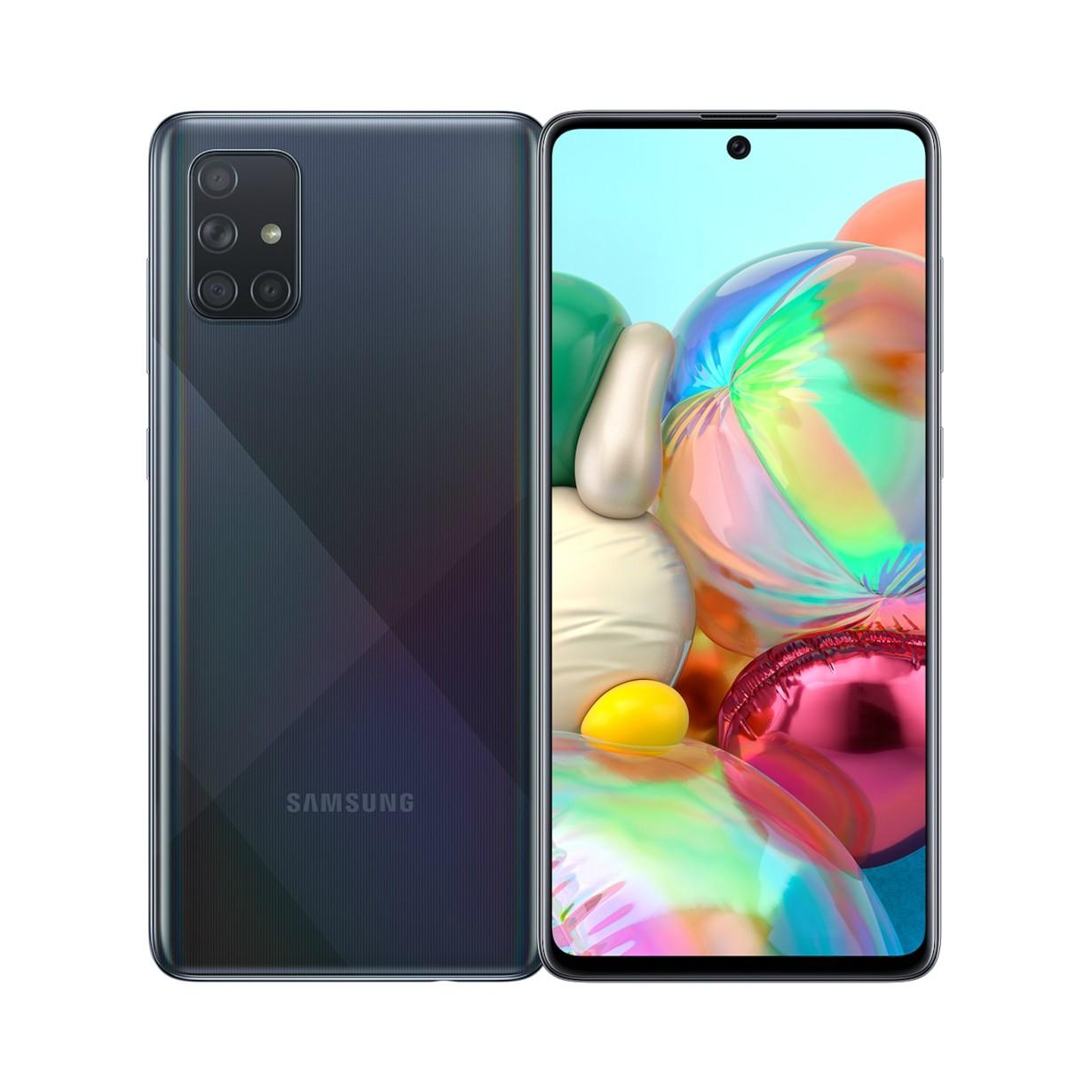 Samsung Galaxy A71 A715F 8GB/128GB Dual Sim - Negro