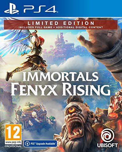 Immortals Fenyx Rising Limited Edition Amazon PS4/Xbox