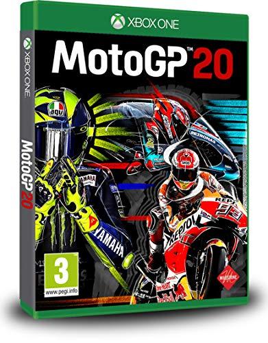 MotoGP 20 Xbox Mínimo histórico