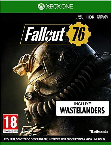 Fallout 76 Wastelanders Xbox Mínimo en Amazon