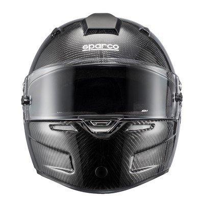 Casco integral ''carbon fiber'' SPARCO