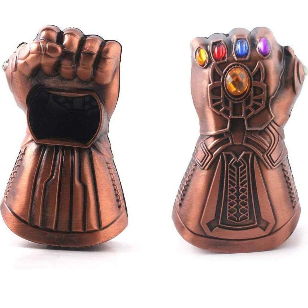 abrebotellas de Thanos,
