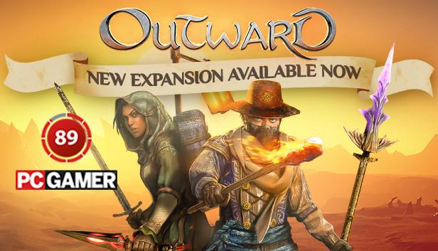 Outward 70% Descuento - Steam