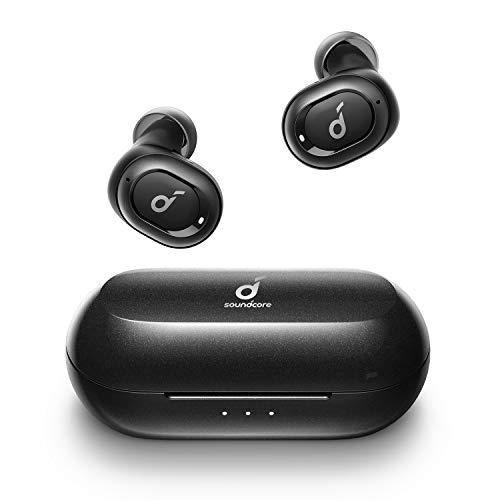 Auriculares inalámbricos Bluetooth 5.0, Anker Soundcore Liberty Neo cancelación de Ruido, Resistencia al Sudor IPX5 para Deporte