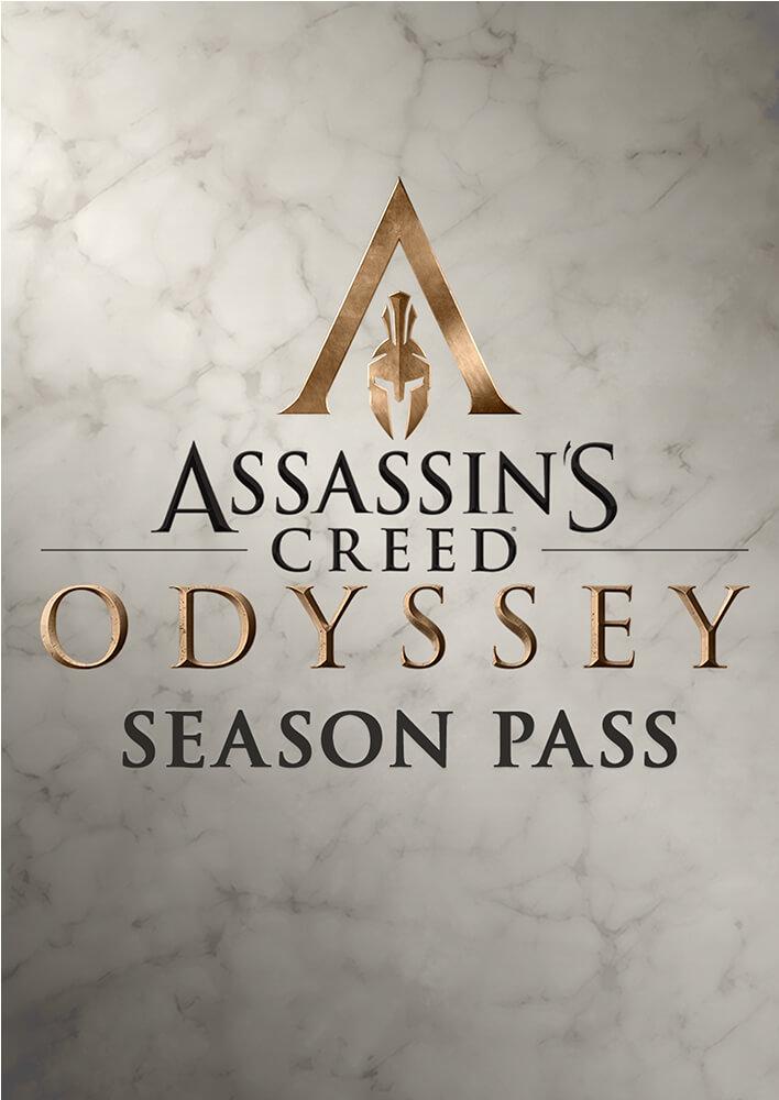 Assassin's Creed Odyssey Season Pass por 5,99€ en Epic Games Leer descripción