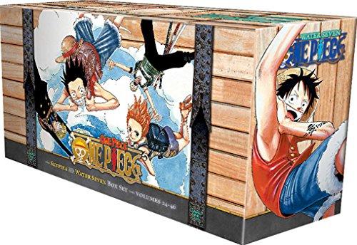 One Piece Box Set Volume 2 [Idioma Inglés]