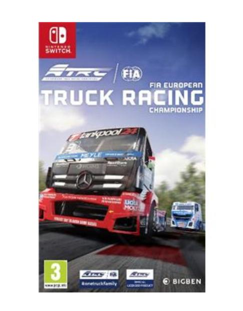 FIA EUROPEAN TRUCK RACING(Precio Socio)