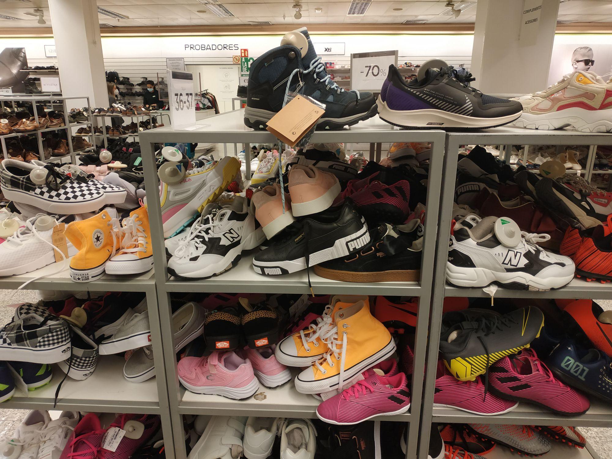 Zapatillas diferentes marcas outlet