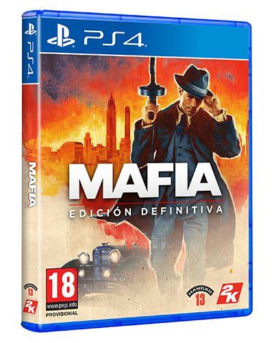 Mafia I Definitive Edition PS4 Socios @Fisico Recogida en tienda FNAC