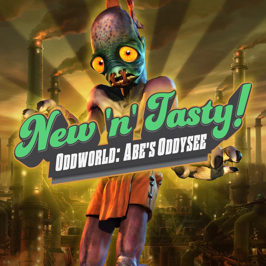 Epic game regala Oddworld: New 'n' Tasty