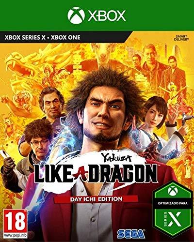 Yakuza Like a Dragon Day Ichi Edition Xbox