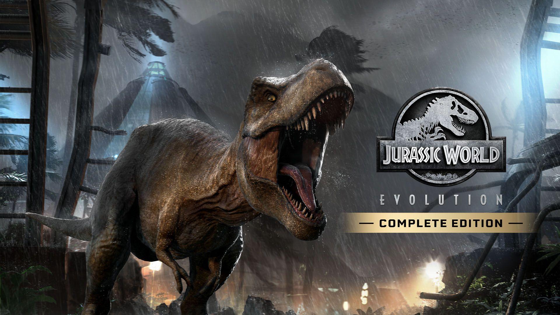 Jurassic World Evolution (Eshop México)