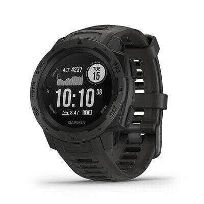 Garmin Instinct - Reloj con GPS, Unisex, Grafito