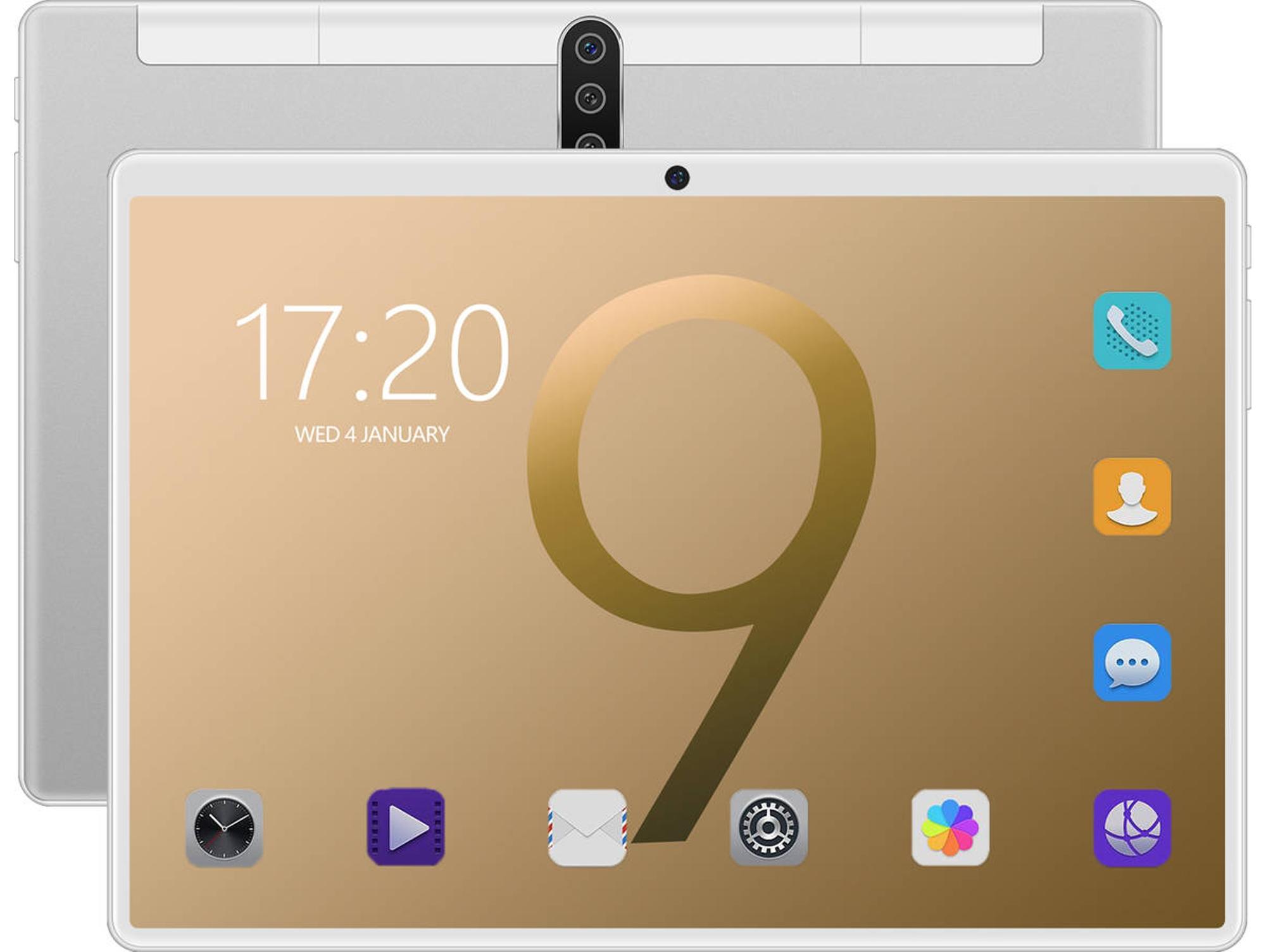 Tablet SKY S9 (10.1'' - 64 GB - 4 GB RAM - Wi-Fi - Plateado)
