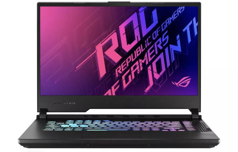 ASUS ROG G512LV-HN090 CORE i7-10750H 16GB DDR4 RTX 2060 SSD 1TB 144Hz