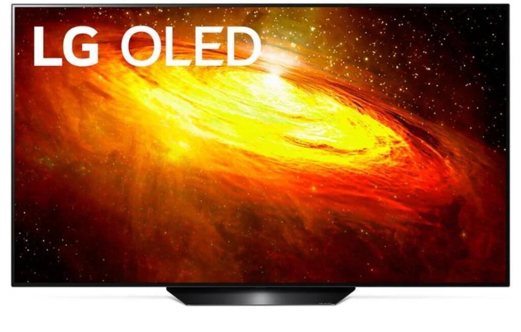 "LG OLED55BX6LB 55"" OLED UltraHD 4K HDR"