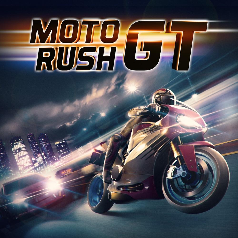 Moto RUSH GT gratis para la Nintendo Switch si tienes otro juego de baltoro games