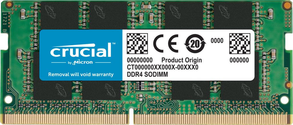 Crucial 4GB DDR4-2666 SODIMM