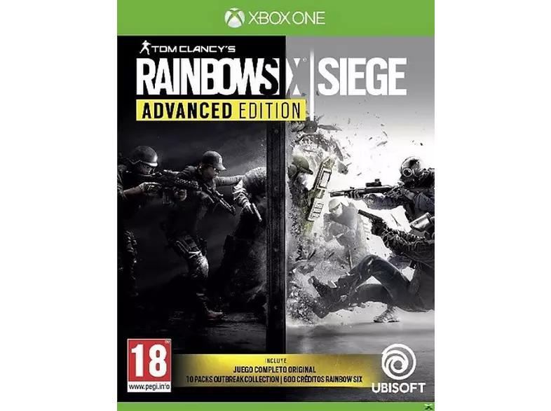Rainbow Six Siege Advanced Edition XBOX One por 4,05€