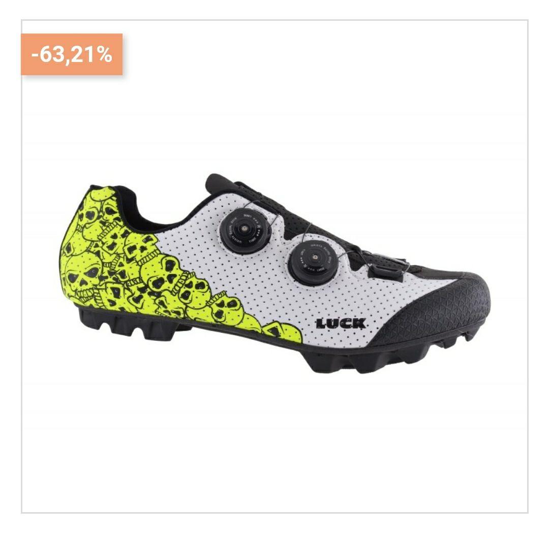Luck Zapatillas MTB Galaxy Edición Limitada + Otros Colores y Modelos.