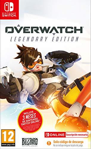 Overwatch - Legendary Edition para Nintendo Switch + suscripción de 3 meses para jugar online