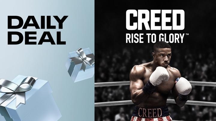Oferta Diaria para Oculus Quest/Quest 2 - Creed: Rise to Glory
