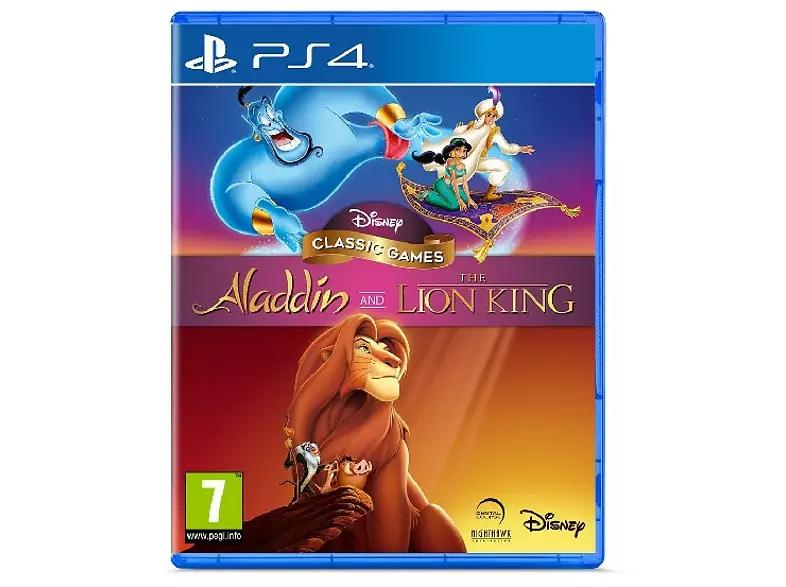 Aladdin y el rey león | PS4