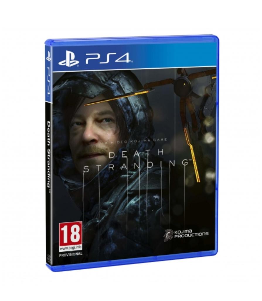 Death Stranding para PS4 en Carrefour.